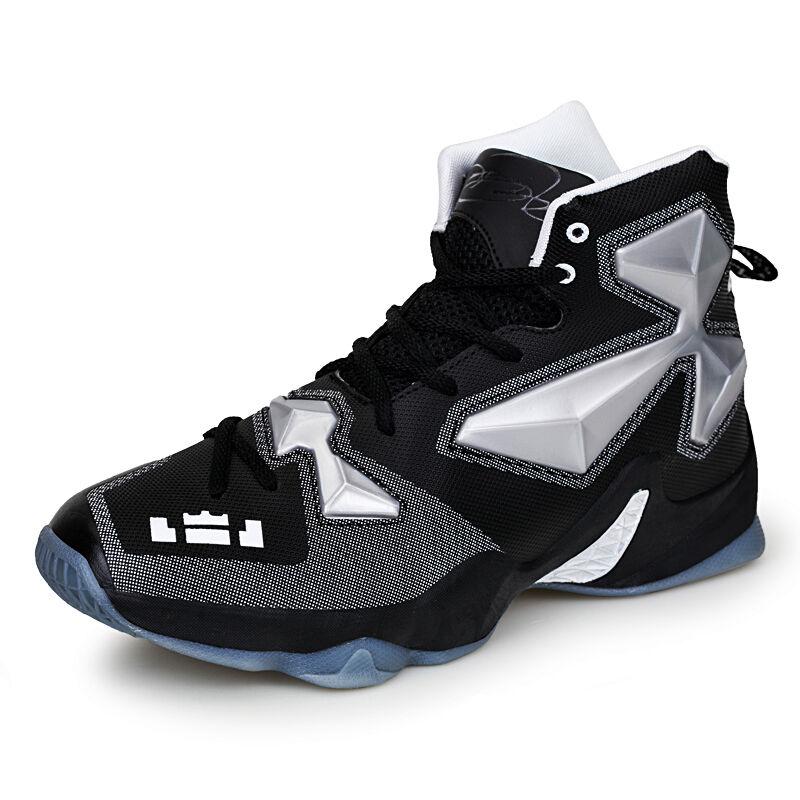 Fashion Men shoes Casual High Top shoes Sneakers Basketball Sport shoes EU36-45