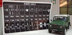 image is loading land-rover-defender-90-110-decal-label-badge-