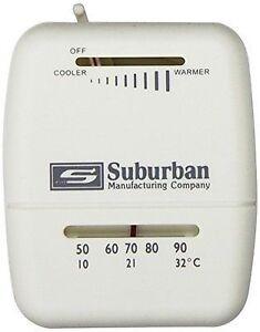 suburban rv furnace thermostat wiring suburban rv furnace wall thermostat 161154 | ebay