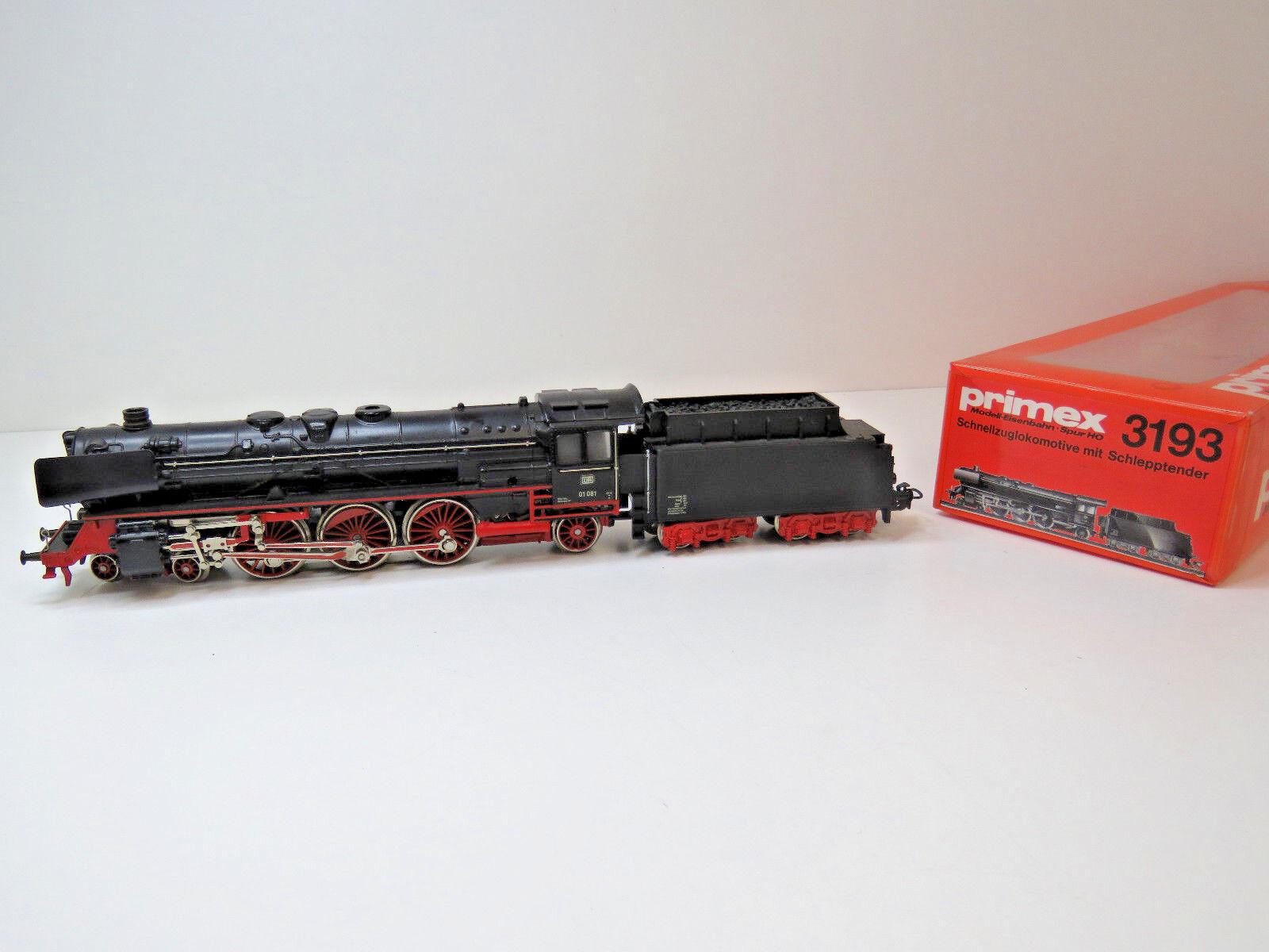 Locomotiva BR 01 081 delle DB, Epoca III,  /PRIMEX, OVP, 3193, HB