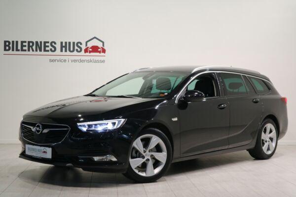 Opel Insignia 1,5 T 165 Dynamic ST aut. billede 0