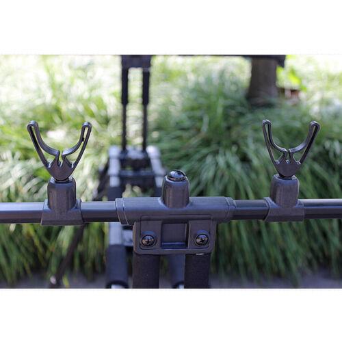 4pcs Karpfen Angelrutenhalter U Head Rod Grips Rest Angelrutenhalter Karpfen