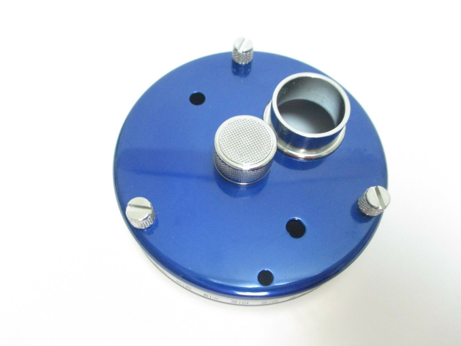 ABU GARCIA REEL PART - Ambassadeur  7000 CT C3 - Right Side Plate -blueE YONDER  A  fast shipping