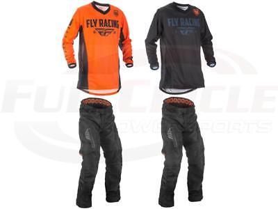 Fly Racing Patrol Jersey Orange MX Off-road Adventure All Sizes