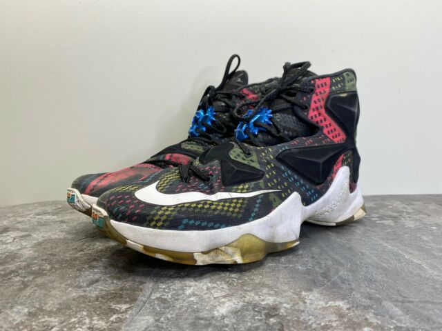 Nike Lebron James XIII 13 BHM Black