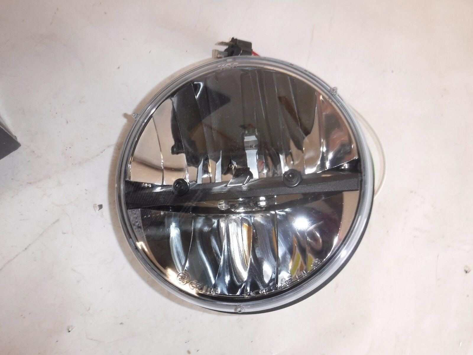 Ge Lighting nh LED 7  Nuevo Faro rojoondo, iluminación hacia adelante, rojoondo (T)