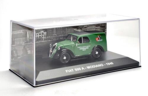 094 MODIANO 1946  SCALA 1//43 PUBBLICITARI FIAT 500
