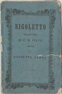 1851-1866-GIUSEPPE-VERDI-RIGOLETTO-MELODRAMMA-LIBRETTO-LOMBARDO-VENETO-25-SOLDI