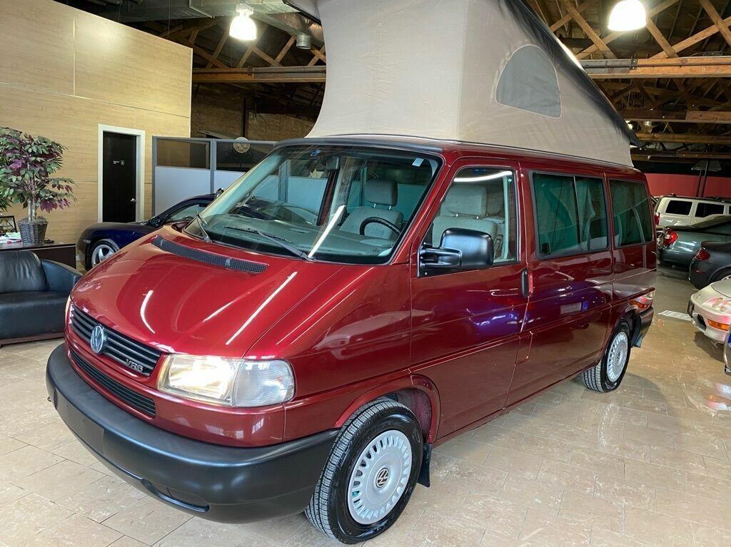 1999 Volkswagen EuroVan MINI VAN
