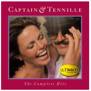 Captain-amp-Tennille-Ultimate-Collection-CD-NEW-Best-of-and-Greatest-Hits