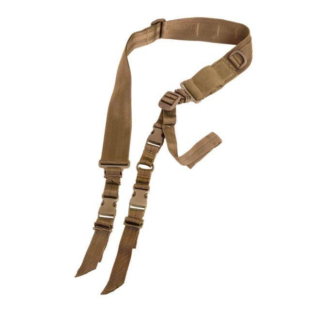 MS3 Sling Tactical Multi Mission Sling System 1-2 Point Hunting TAN