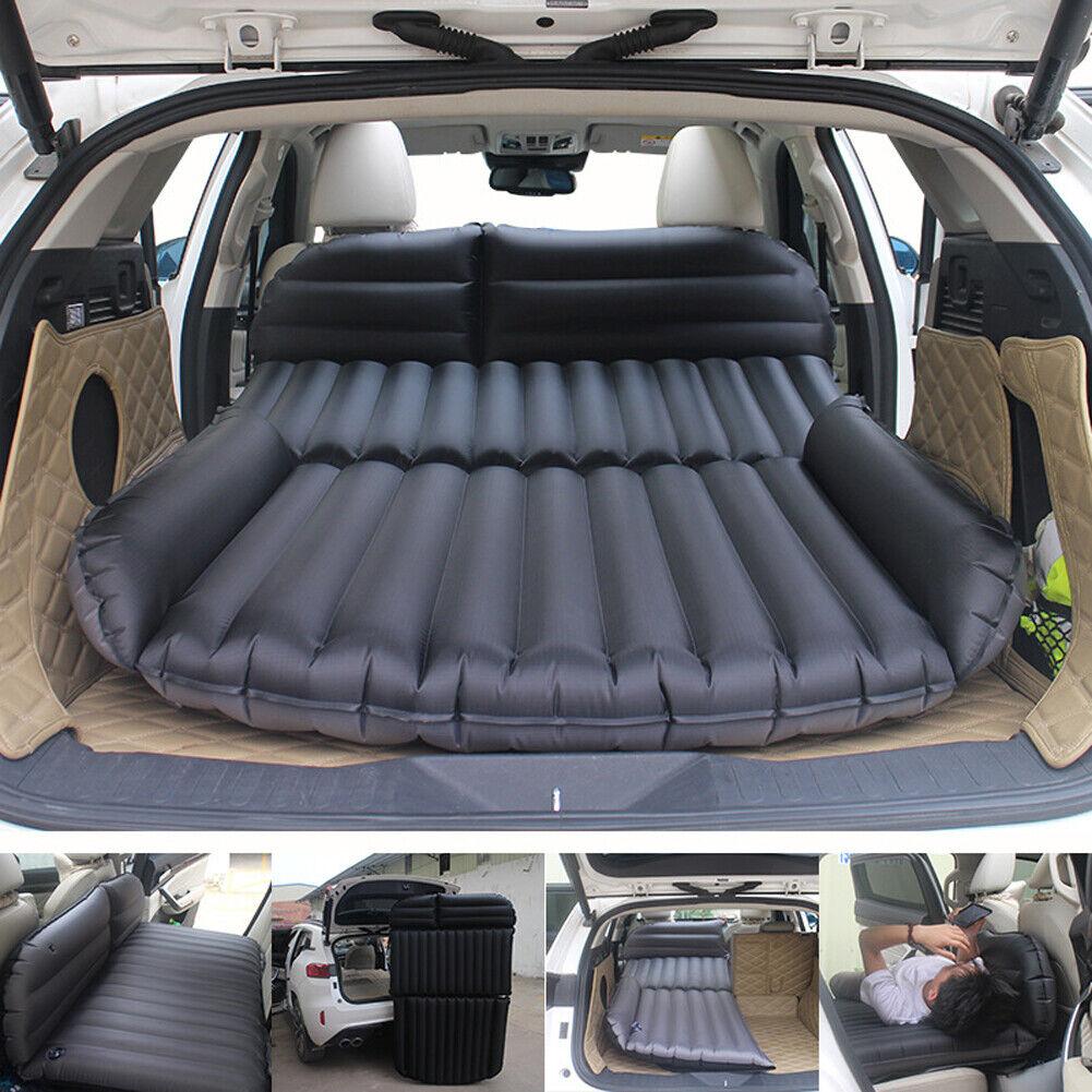 SUV Aufblasbare Luftmatratze Luftbett Matratze Bett für Car mit Elektropumpe DE