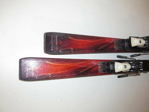 Ski Carvingski Salomon Origins mit Bindung, 151cm 151cm 151cm (MM154) 3262bb