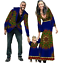 thumbnail 12 - New Fashion Matching Clothes Brand Father Mother and Son Baby Africa V11592