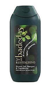 Details about Badedas 3 in 1 Shower Gel, Shampoo & Conditioner (200ml)