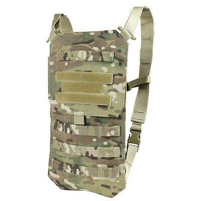 NEW CONDOR HC3 Tactical MOLLE Oasis Water H2O Hydration Carrier Pack Multicam