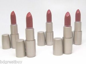 Moisture-Enhancing-Lipstick-0-14oz-by-Lancaster-CM13-NEW-IN-BOX-LOT-OF-5