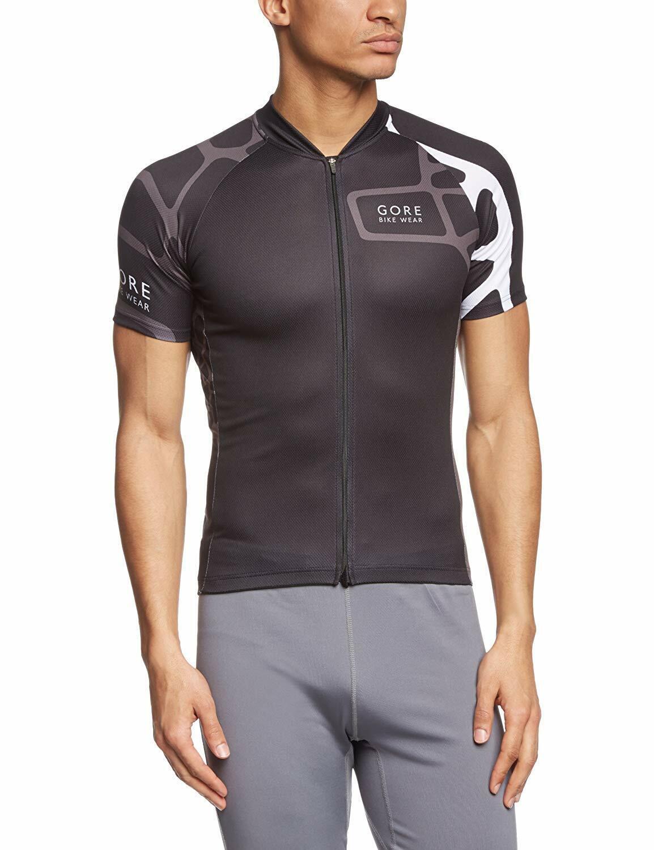 GORE BIKE WEAR Men's Element Adrenaline Cycle Jersey - Medium 663991