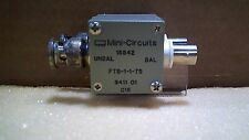 Mini Circuits 15542 Ftb 1 1 75 9411 01 C15 Rf Transformer