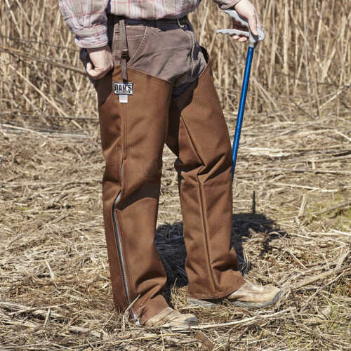"""Dan's Hunting Gear Snake Protector Chaps Large 28"""" Inseam"""