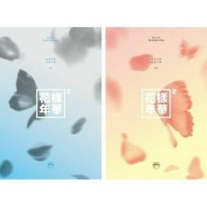 BTS-In-The-Mood-For-Love-Pt-2-4th-Mini-Album-2-Ver-SET-CD-Card-Gift-Tracking