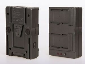 Dual-F970-F770-Sony-V-Mount-Battery-Plate-For-Tilta-5D-7D-BMCC-BMPCC-FS700-Cage