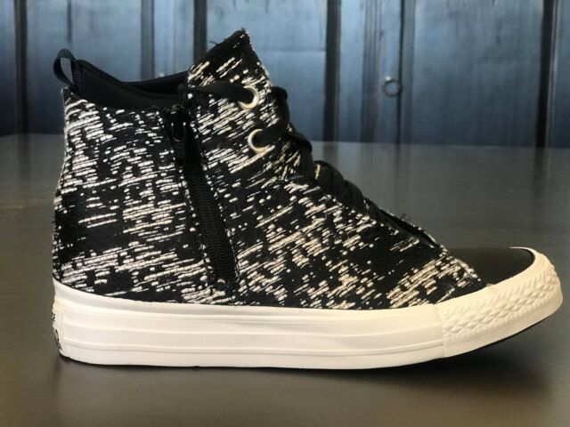 525f8634624a2a Converse Chuck Taylor Selene Winter Knit Mid WOMEN S SIZE 7 shoes 553355C   100