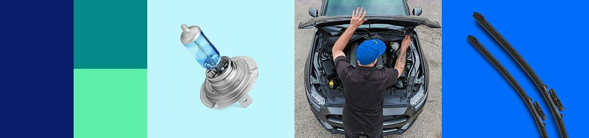 10% off Light Bulbs, LED's and Wiperblades