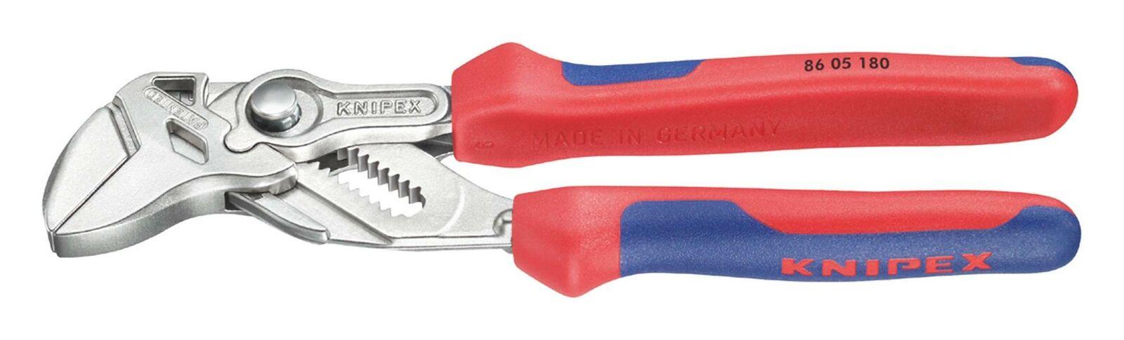 Knipex Zangenschlüssel 250mm mit Mehrkomponenten-Griff - 86 05 250