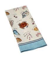 Ulster Weavers Madeleine Floyd Seashore Linen Tea Towel Free Shipping