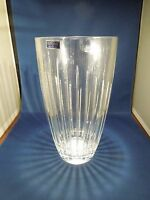 Marquis by Waterford Crystal Studio 10 Inch Vase with Original Box