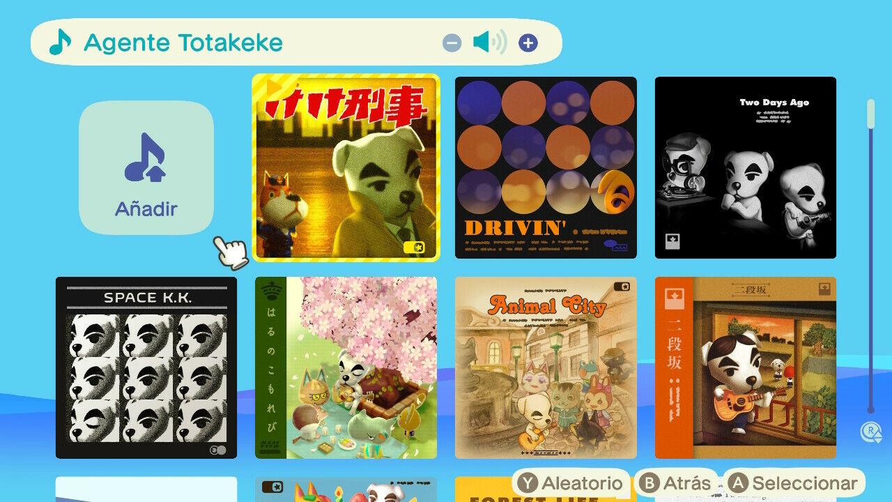 All K.K. Slider Songs Totakeke Animal Crossing New Horizons