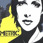 Old World Underground, Where Are You Now? by Metric (CD, Sep-2003, Everloving)