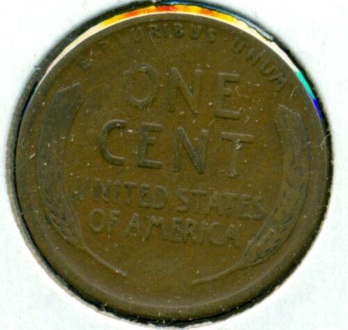 1915-S Lincoln Wheat Cent VG+//FINE