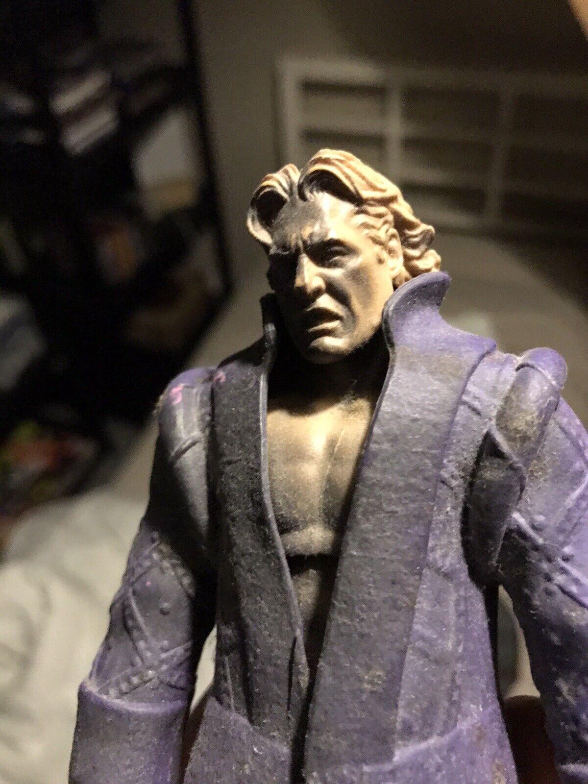 WWE MATTEL ELITE serie 8 LORD WILLIAM REGAL Test sheiß Prototype
