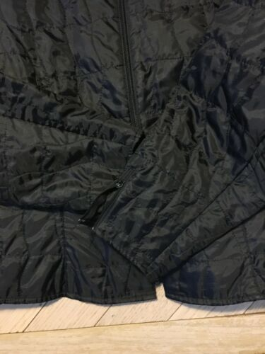 4 Black Lightweight Sz Fontaine l Coat Anne Casual Quilted Jacket SaPwx1