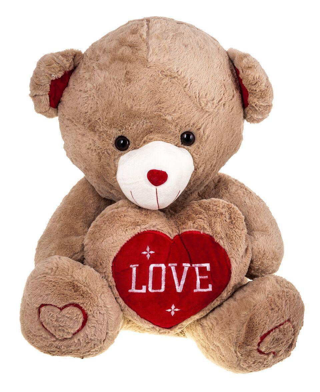 Big Dark Brown Teddy Bear 100cm Large Great Present Kids Gift Suprise KJ-III