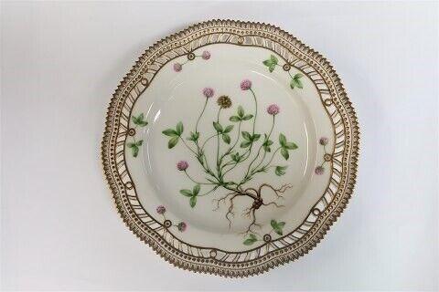 Porcelæn, Royal Copenhagen Kongelig porcelæn Flora...