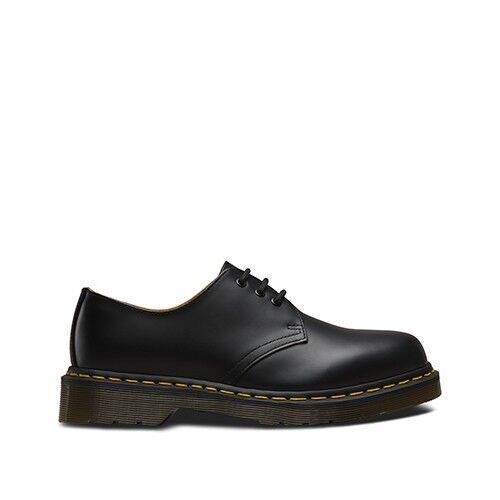 Dr. Martens 1461 Smooth Classica Bassa negro zapatos ORIGINALI 100% ® ITALIA 2018