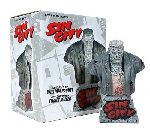 Frank Miller's Sin City Marv Mini