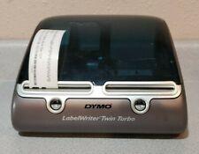 Dymo Labelwriter Twin Turbo 93085 Label Printer No Ac Adapter Testedworking