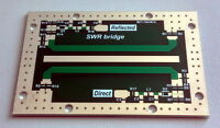 QRO SWR and POWER Meter PCB 1KW 1000W for HAM transceiver