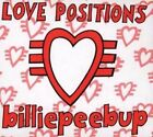 Billiepeebup by Love Positions (CD, Nov-1998, Half A Cow Records)