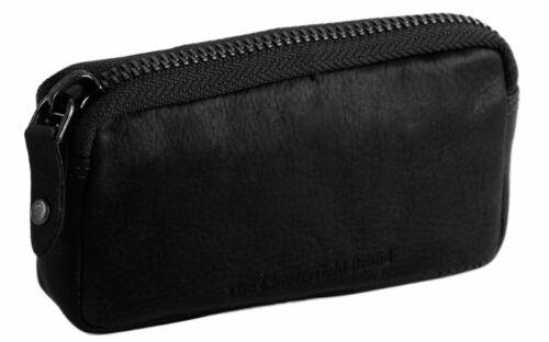 The Chesterfield Brand Corey Keyholder Schlüsselmäppchen Black Schwarz Neu