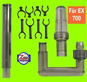 Kit d'admission de rechange Pour filtre externe Tetra Ex 700 Kit d'admission Tetratec