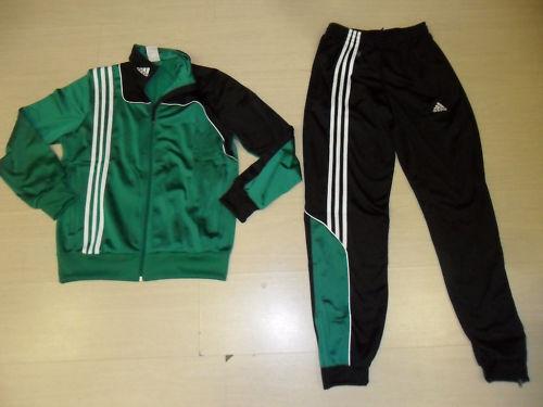 Adidas V38040 Anzug Kind Junior SERE11 Tracksuit 12 A