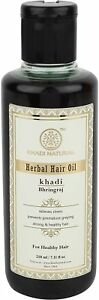 Khadi-Natural-Bhringraj-Hair-Oil-210ml-Free-Shipping