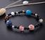 Boho-Multilayer-Natural-Stone-Bead-Tassel-Pendant-Chain-Bracelet-Charm-Women-Set thumbnail 31