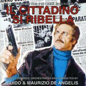 Il Cittadino Si Ribella (Street Law) (Original Soundtrack) [New CD] Italy - Im