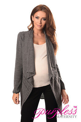 Purpless Maternity & Nursing Cascade Cardigan Sweater Size 8 10 12 14 16 18 9003